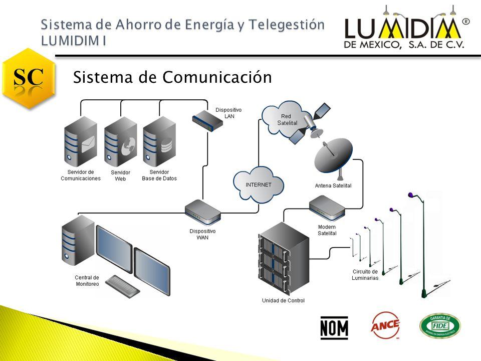 SC Sistema de Comunicación