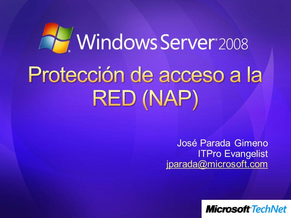 Protección de acceso a la RED (NAP)