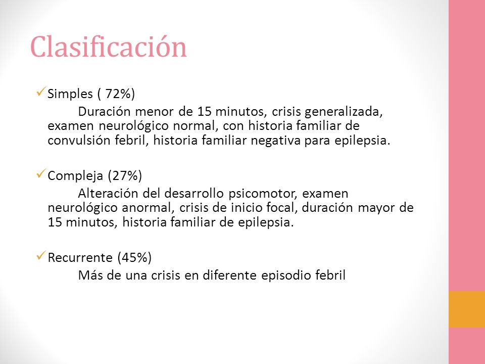 Clasificación Simples ( 72%)