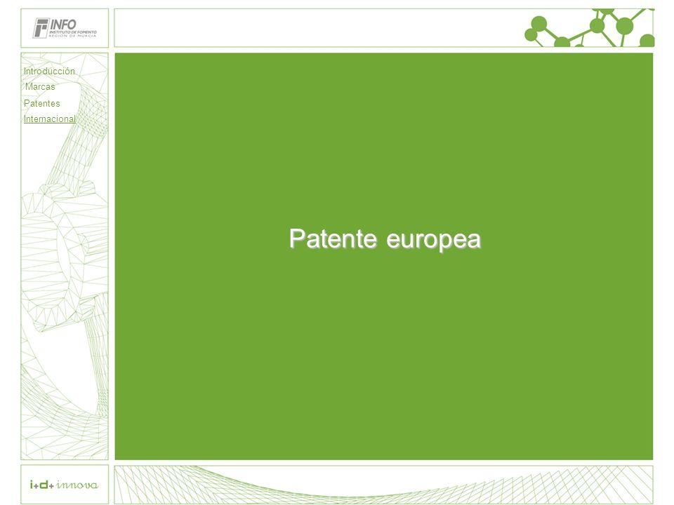 Patente europea