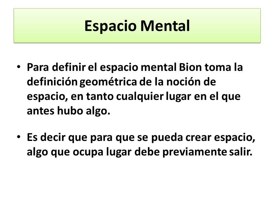 Espacio Mental