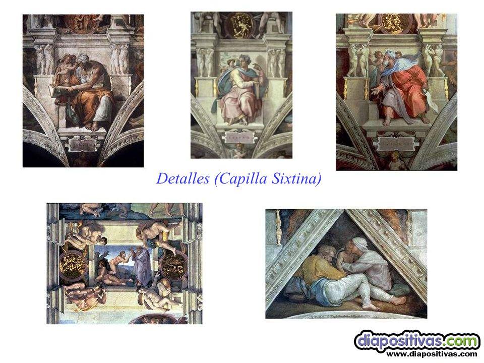 Detalles (Capilla Sixtina)