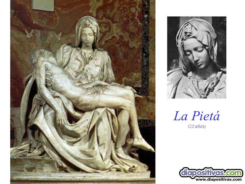 La Pietá (25 años)