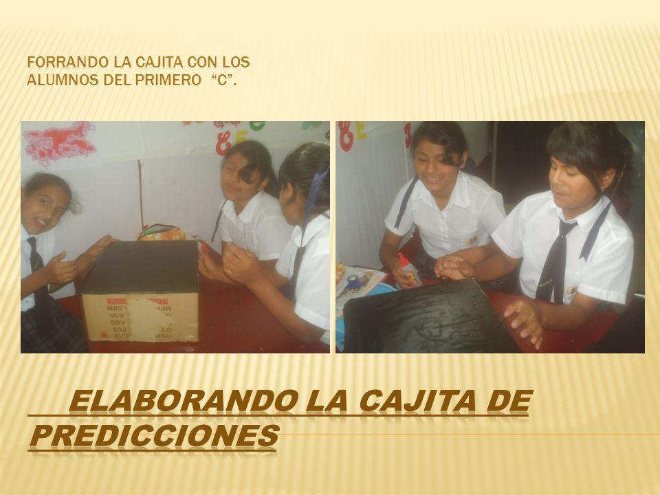 Presentador: Profesor Ramiro Rosendo Ibañez Lara del área de comunicación