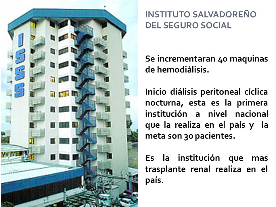 INSTITUTO SALVADOREÑO