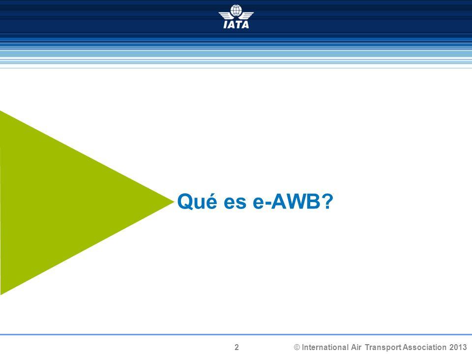 Qué es e-AWB 2