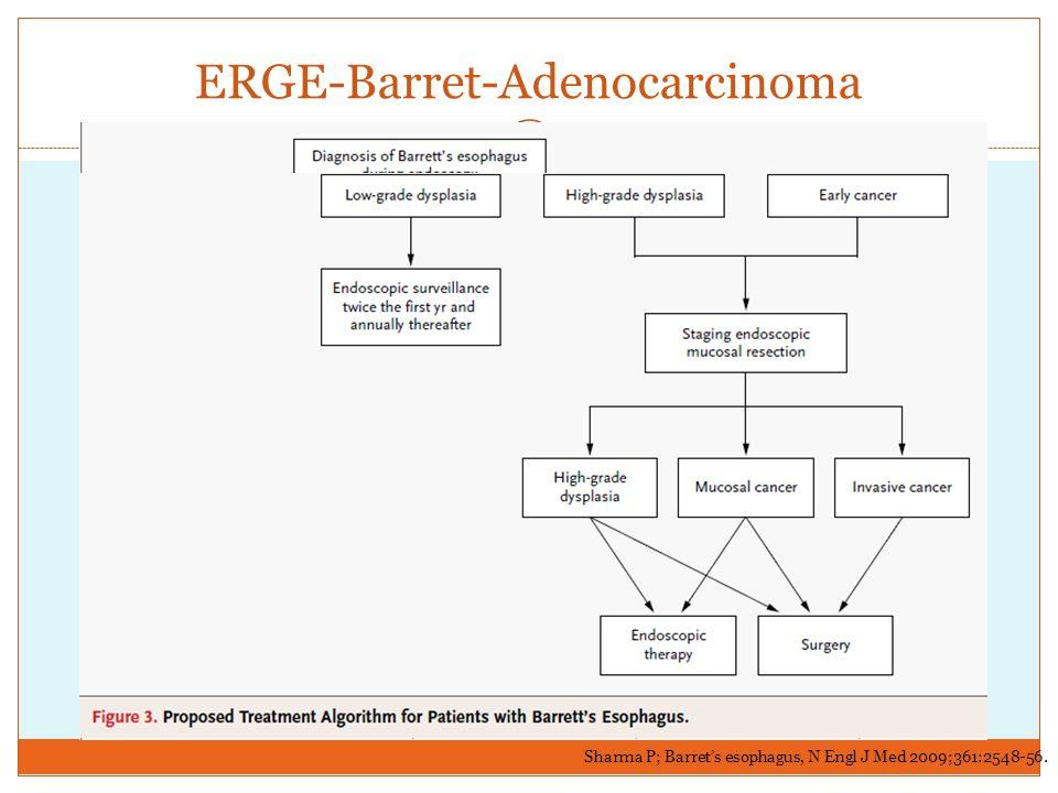ERGE-Barret-Adenocarcinoma