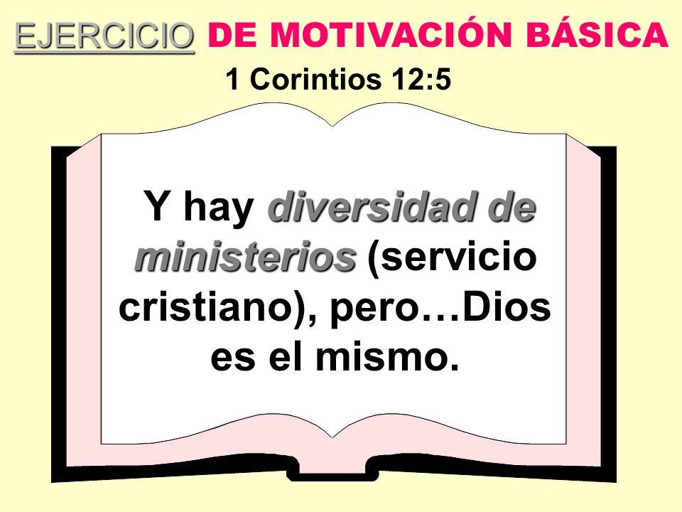 EJERCICIO DE MOTIVACIÓN BÁSICA