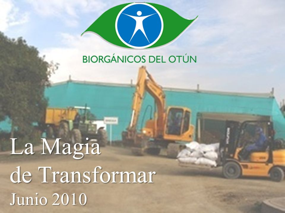 La Magia de Transformar