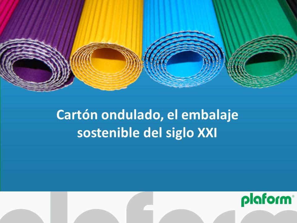 Cartón ondulado, el embalaje sostenible del siglo XXI