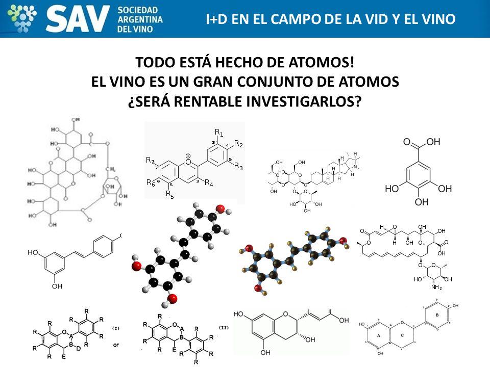 I+D EN EL CAMPO DE LA VID Y EL VINO