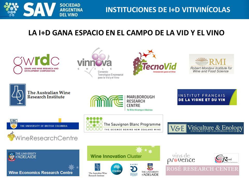 LA I+D GANA ESPACIO EN EL CAMPO DE LA VID Y EL VINO