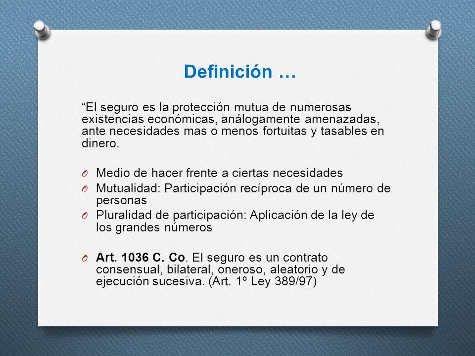 Definición …