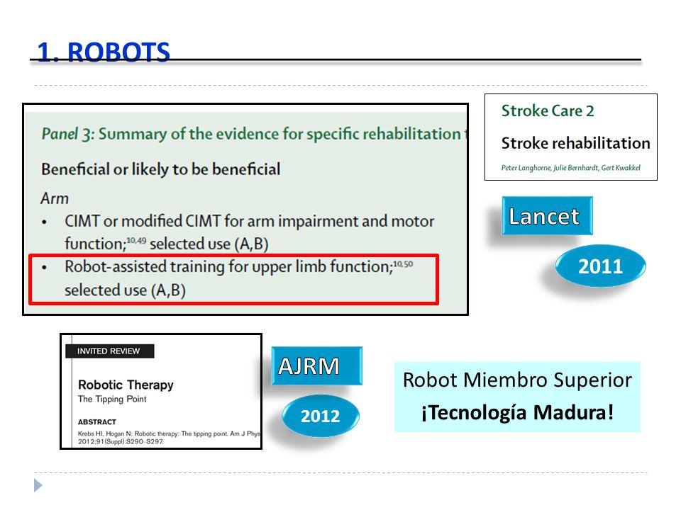 Robot Miembro Superior