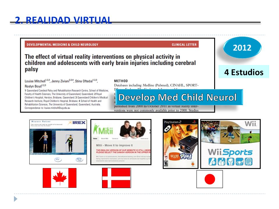 Develop Med Child Neurol