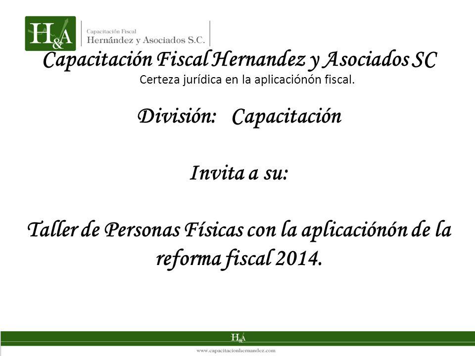 Certeza jurídica en la aplicaciónón fiscal.