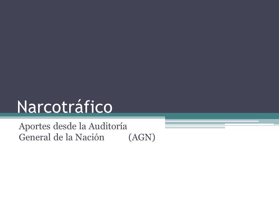 Aportes desde la Auditoría General de la Nación (AGN)