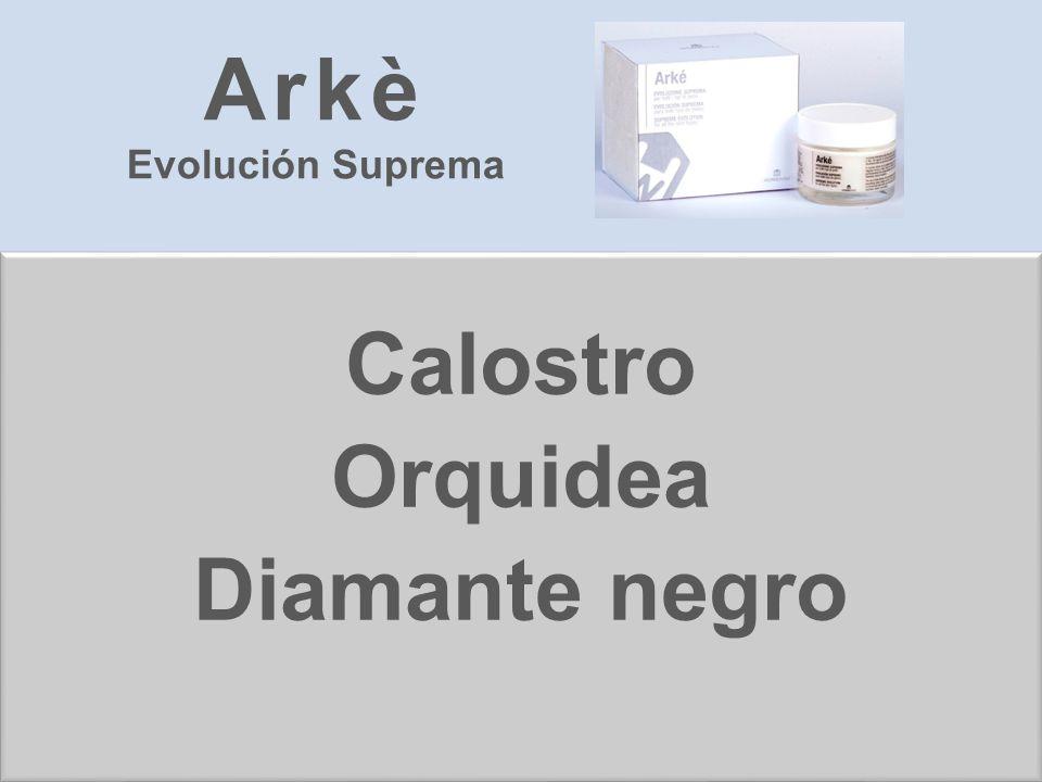 Arkè Calostro Orquidea Diamante negro