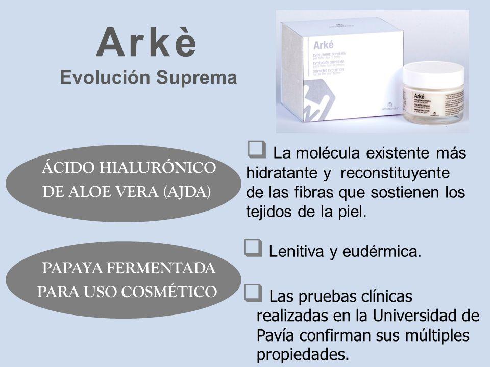 Arkè Evolución Suprema La molécula existente más
