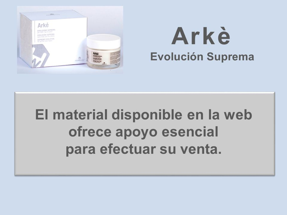 El material disponible en la web