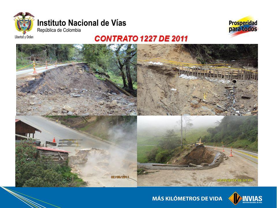 CONTRATO 1227 DE 2011