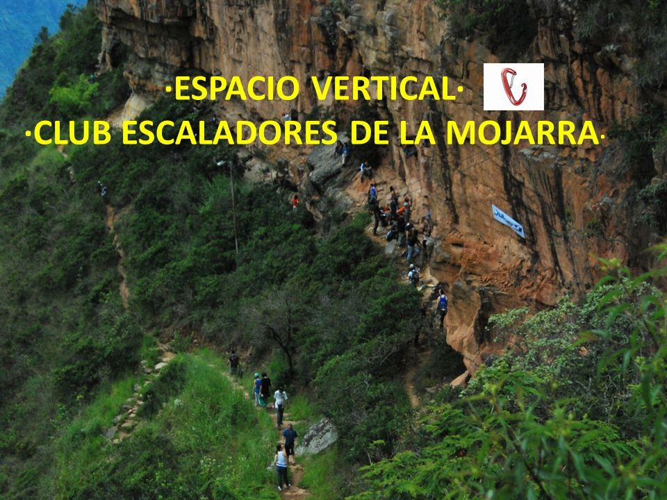 ·CLUB ESCALADORES DE LA MOJARRA·