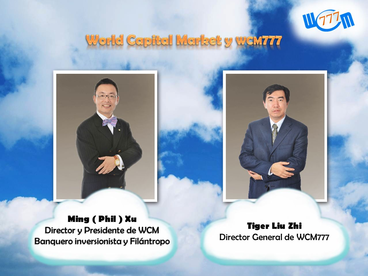 World Capital Market y wcm777