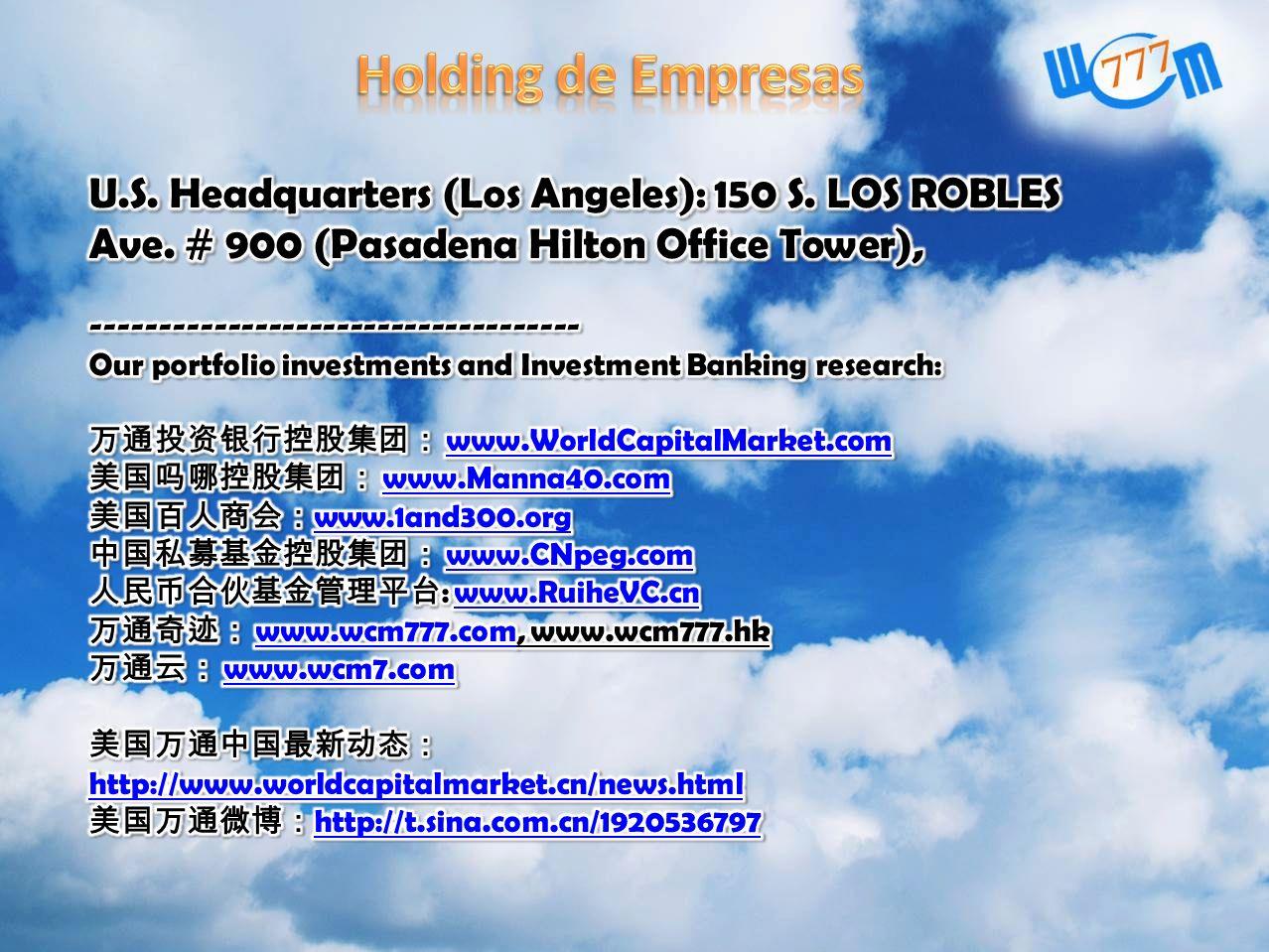 Holding de Empresas