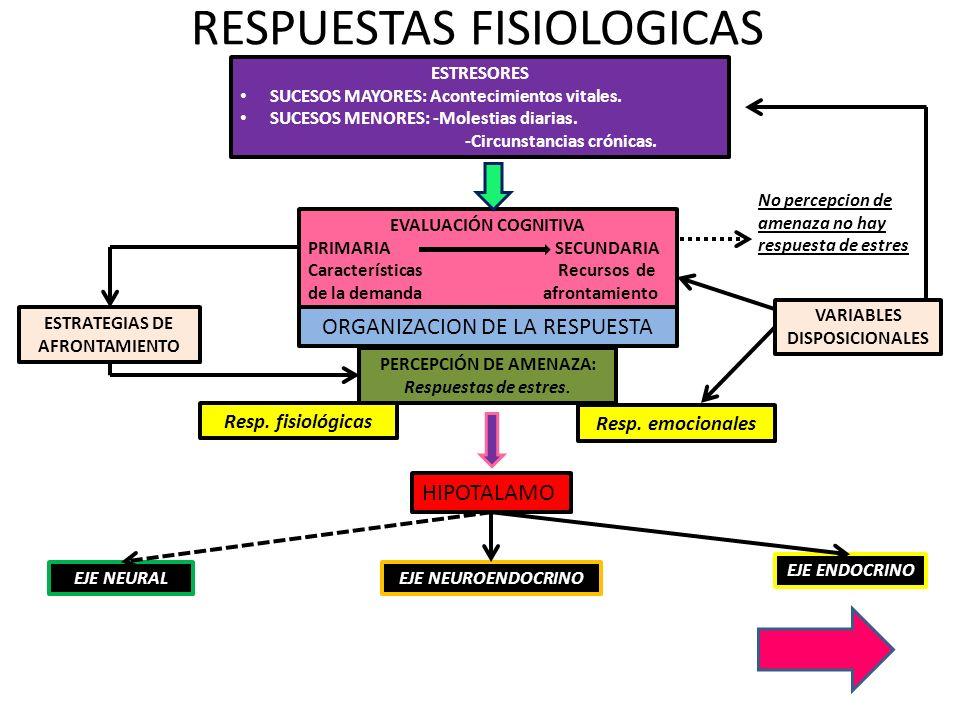 RESPUESTAS FISIOLOGICAS