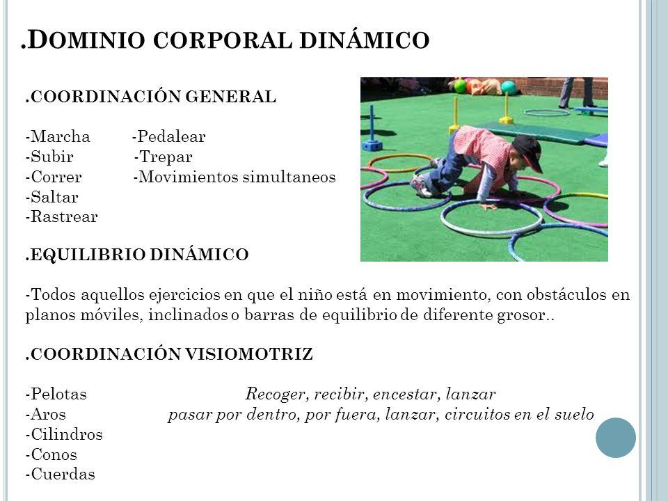 .DOMINIO CORPORAL DINÁMICO