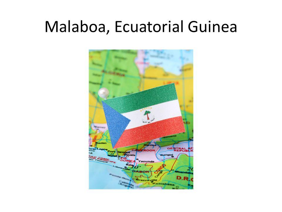 Malaboa, Ecuatorial Guinea