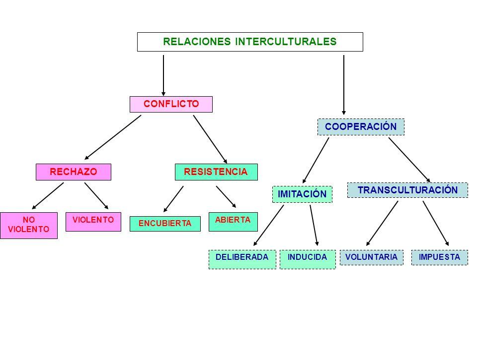 RELACIONES INTERCULTURALES