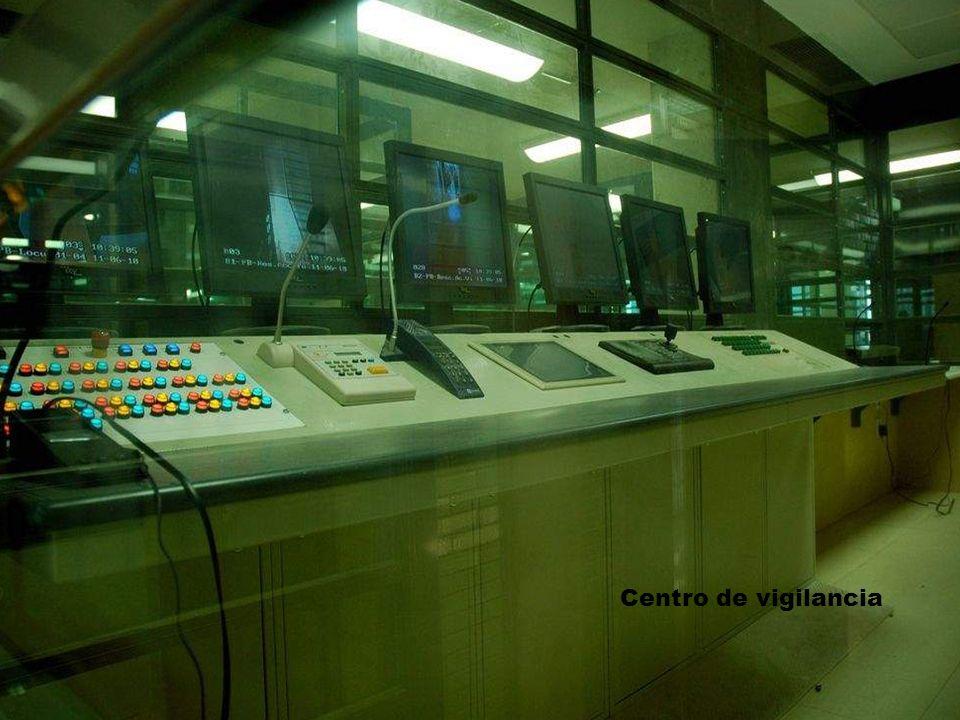 Centro de vigilancia