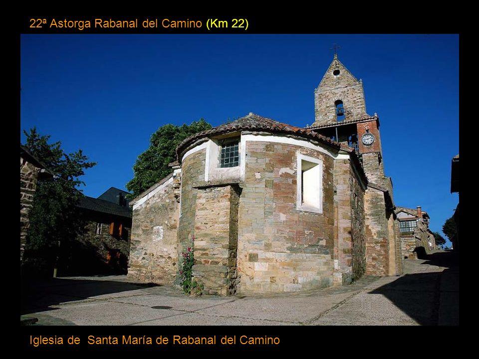 22ª Astorga Rabanal del Camino (Km 22)