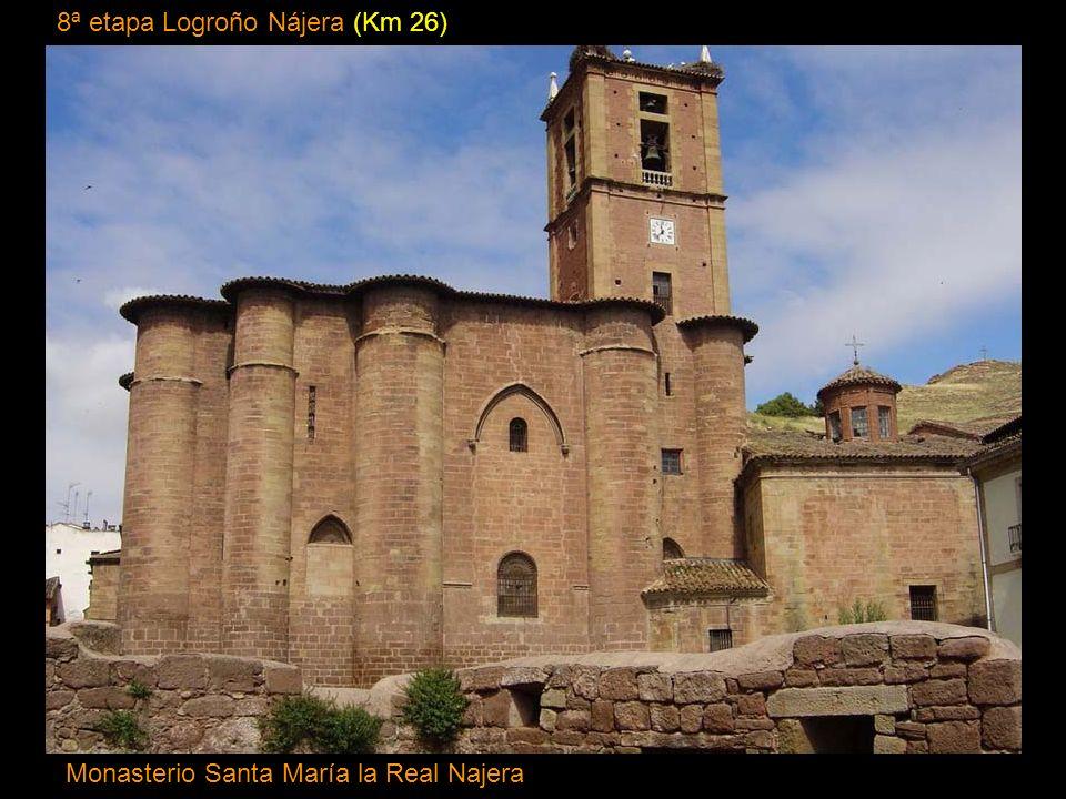 8ª etapa Logroño Nájera (Km 26)