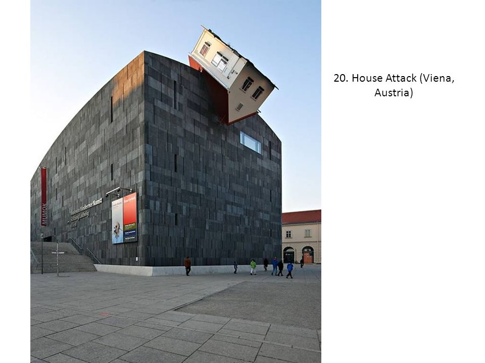 20. House Attack (Viena, Austria)