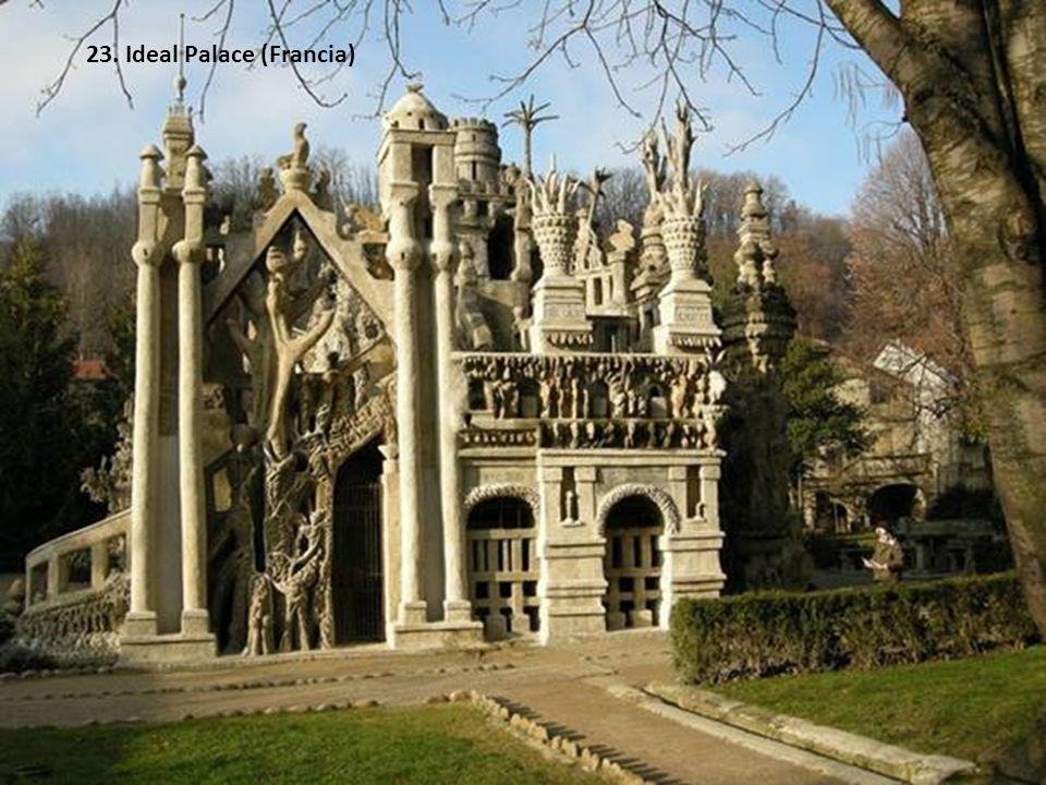 23. Ideal Palace (Francia)