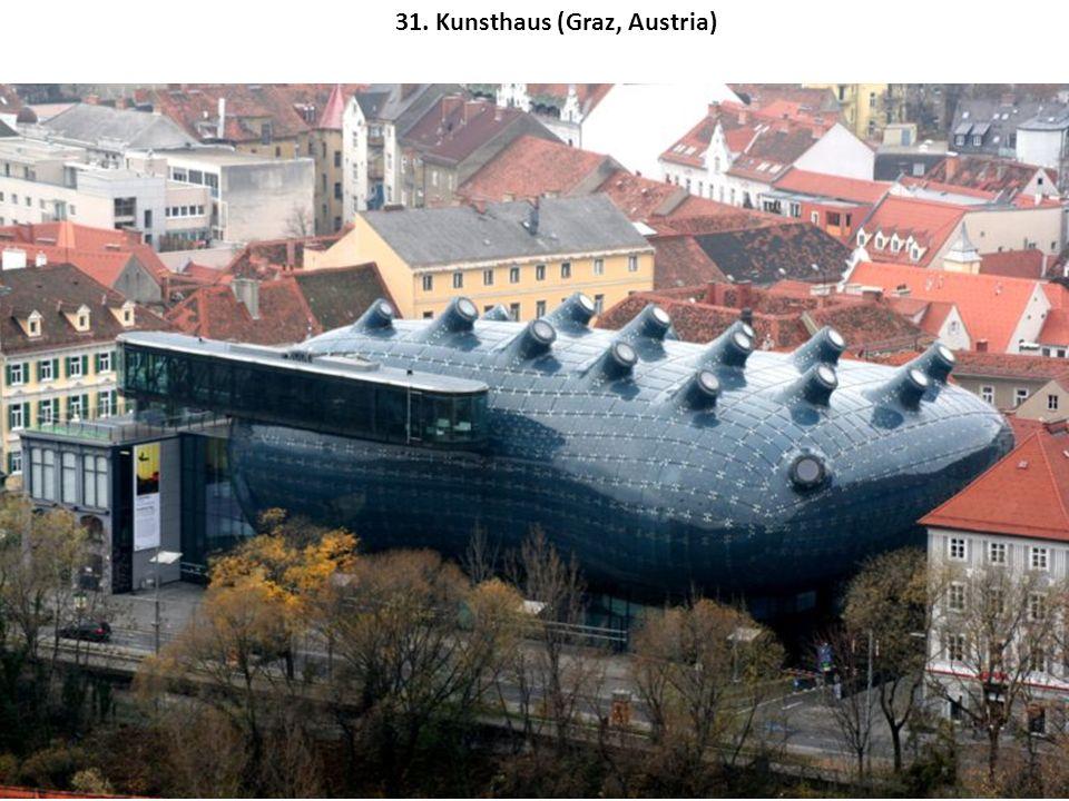 31. Kunsthaus (Graz, Austria)