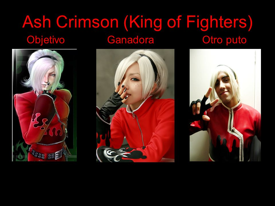 Ash Crimson (King of Fighters)