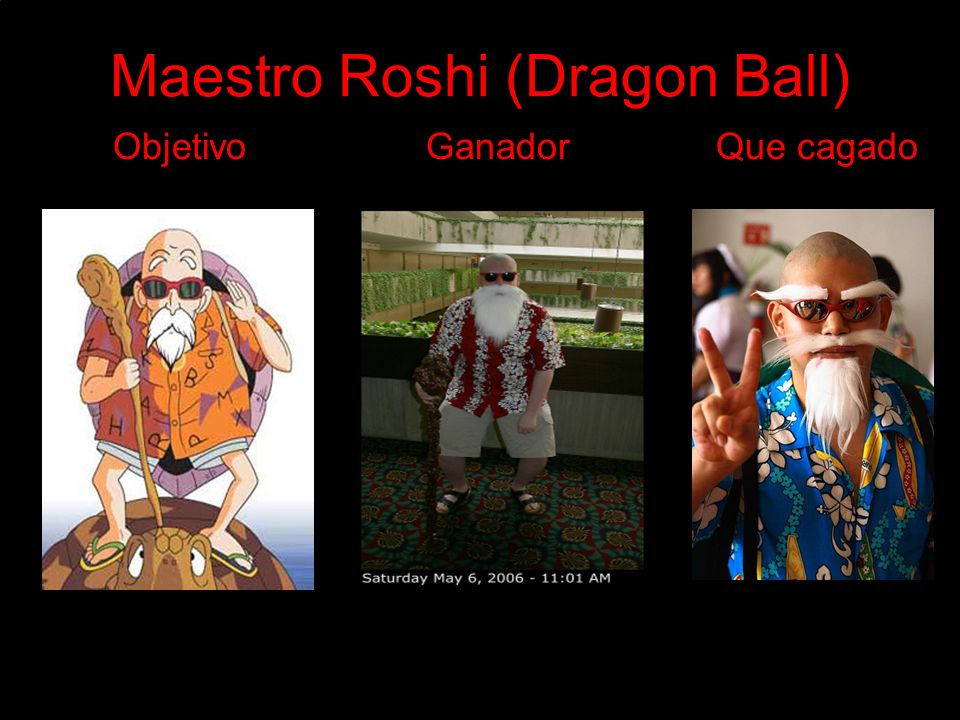 Maestro Roshi (Dragon Ball)