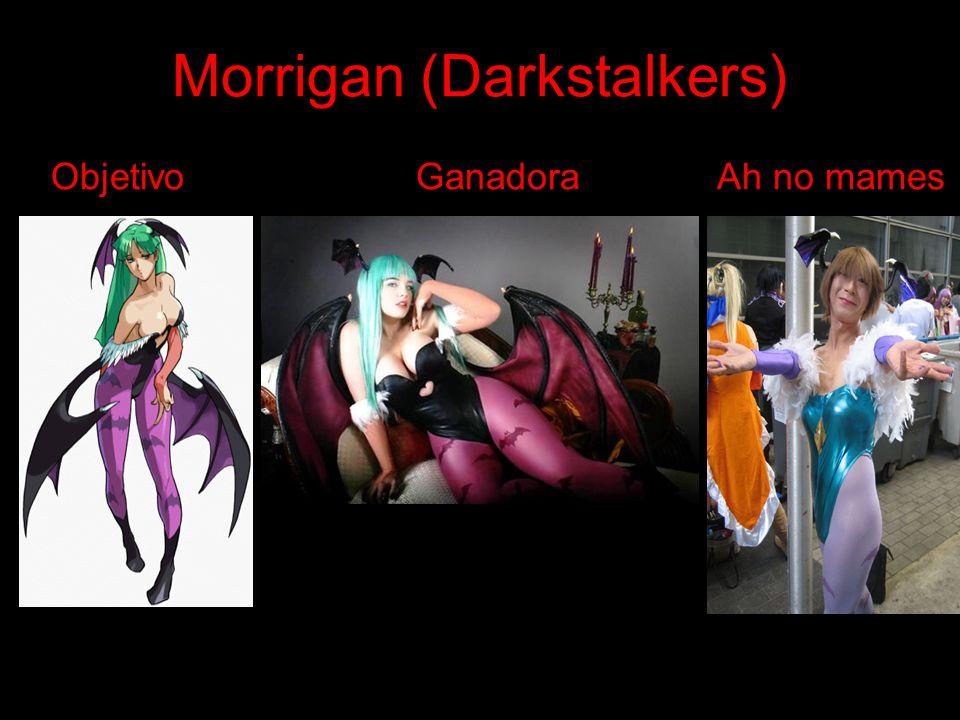 Morrigan (Darkstalkers)