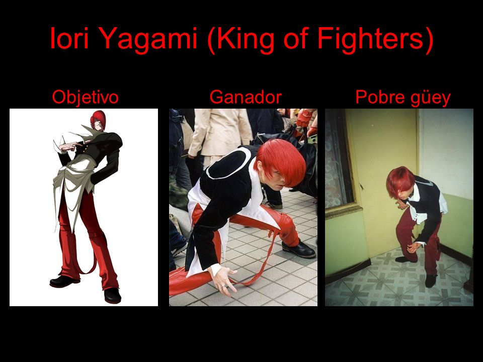 Iori Yagami (King of Fighters)