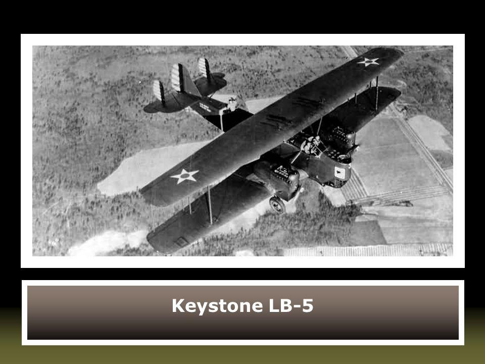 Keystone LB-5 Bienvenido a El Archivo de Bedford.