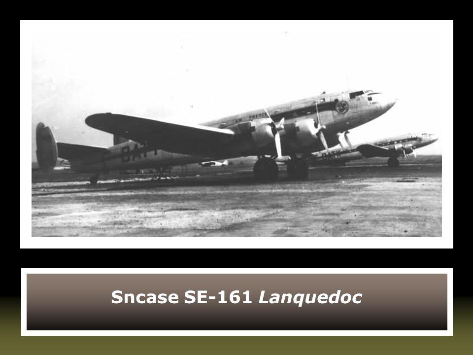 Sncase SE-161 Lanquedoc