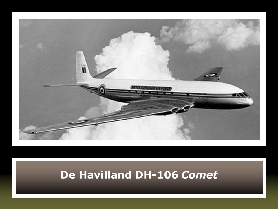 De Havilland DH-106 Comet