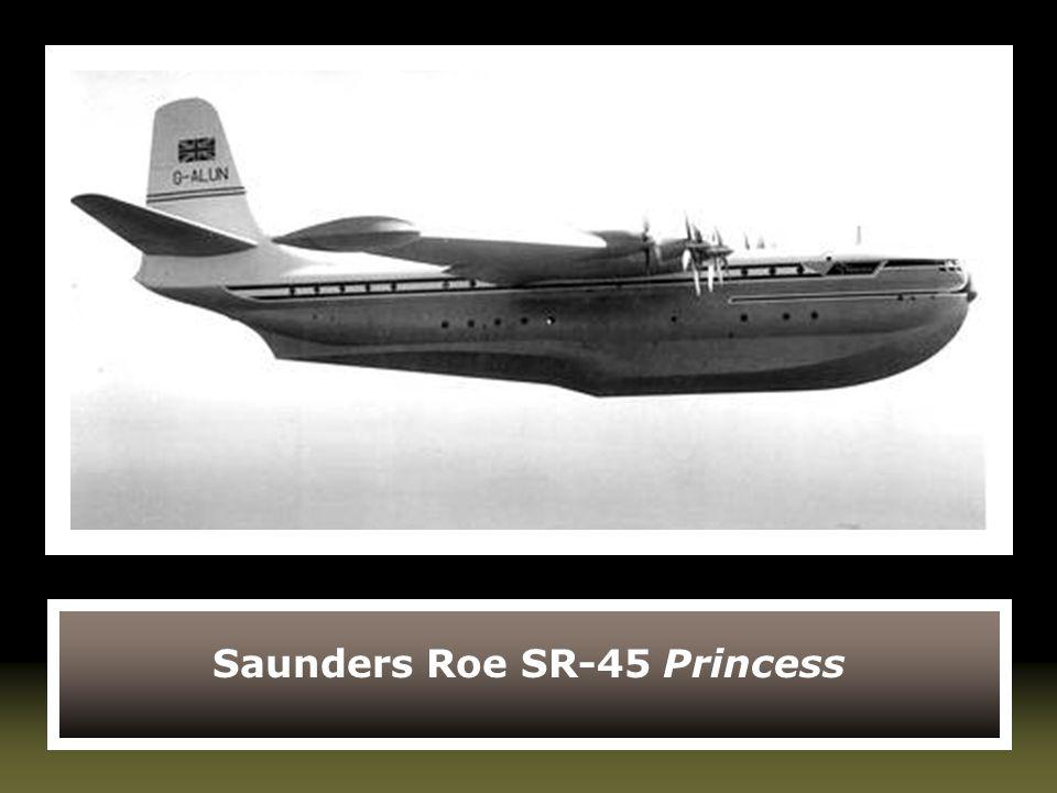 Saunders Roe SR-45 Princess