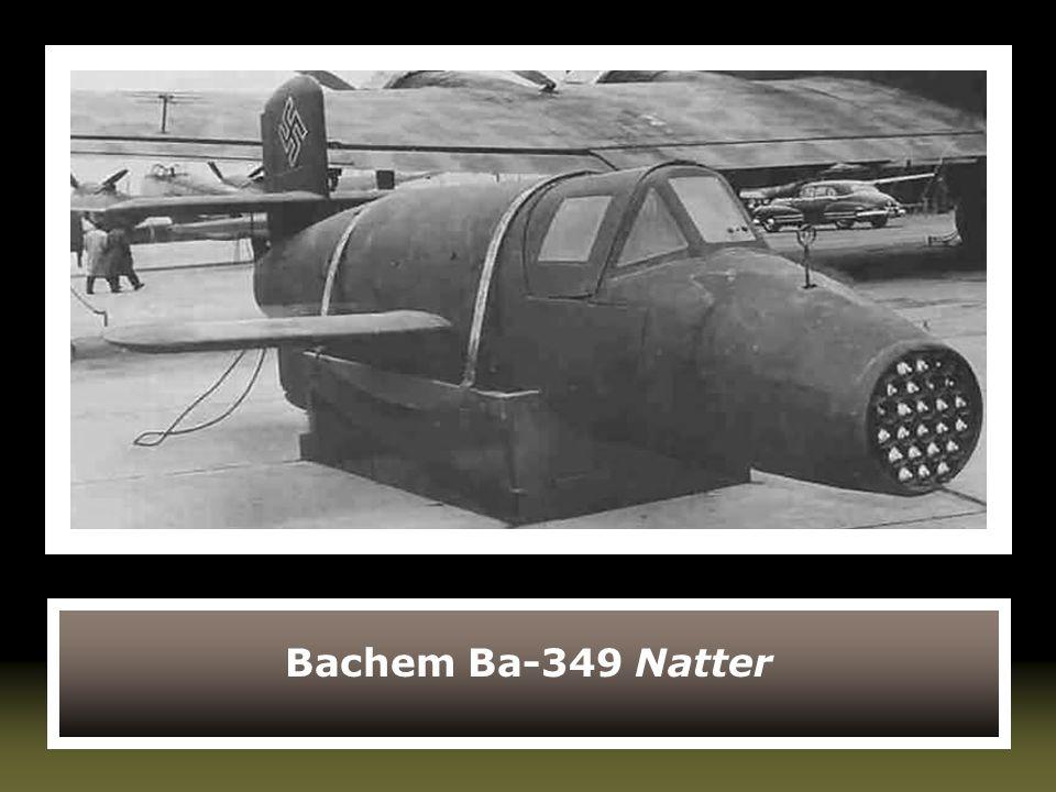 Bachem Ba-349 Natter