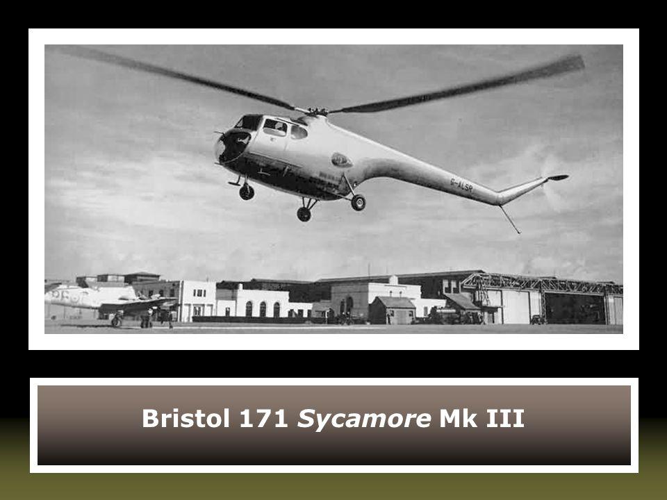 Bristol 171 Sycamore Mk III