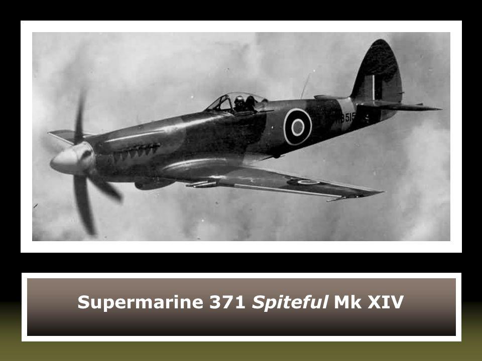Supermarine 371 Spiteful Mk XIV