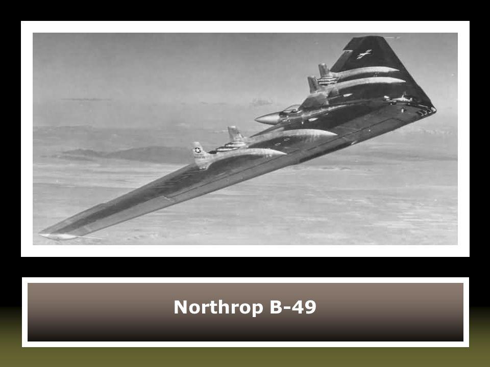 Northrop B-49